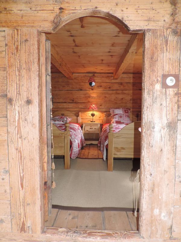 Chambre Le Mazot
