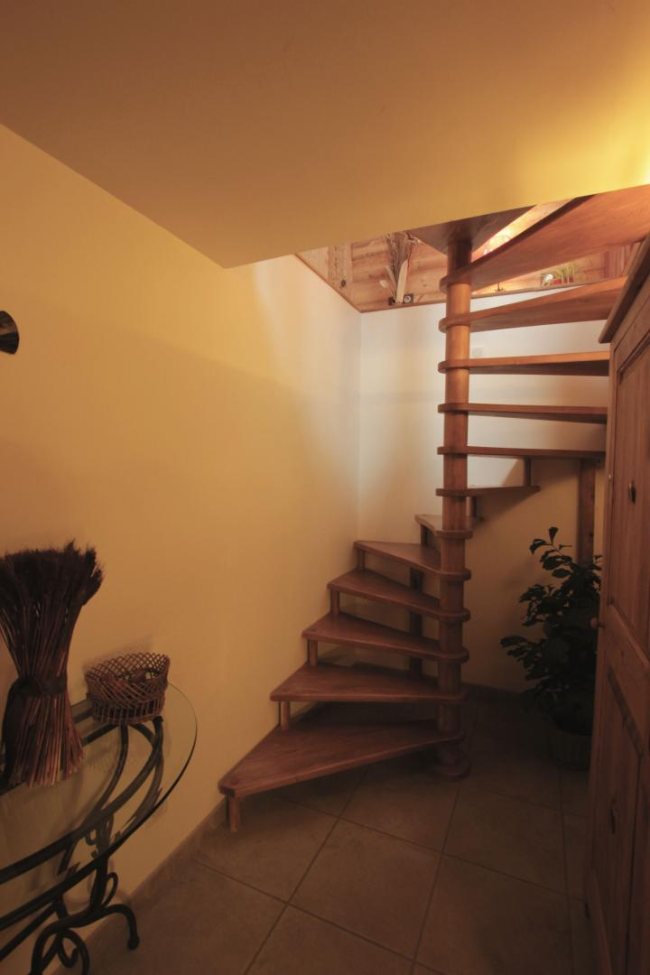Escalier Le Mazot