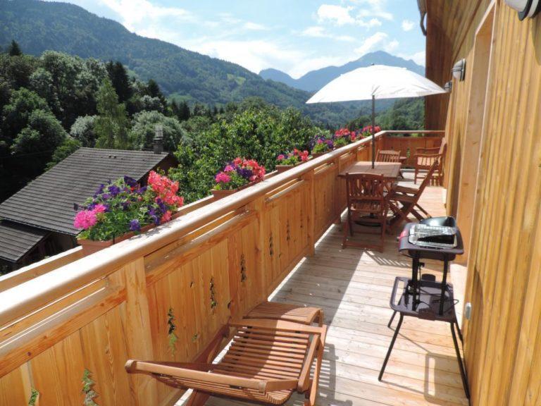 Balcon Val Sulens