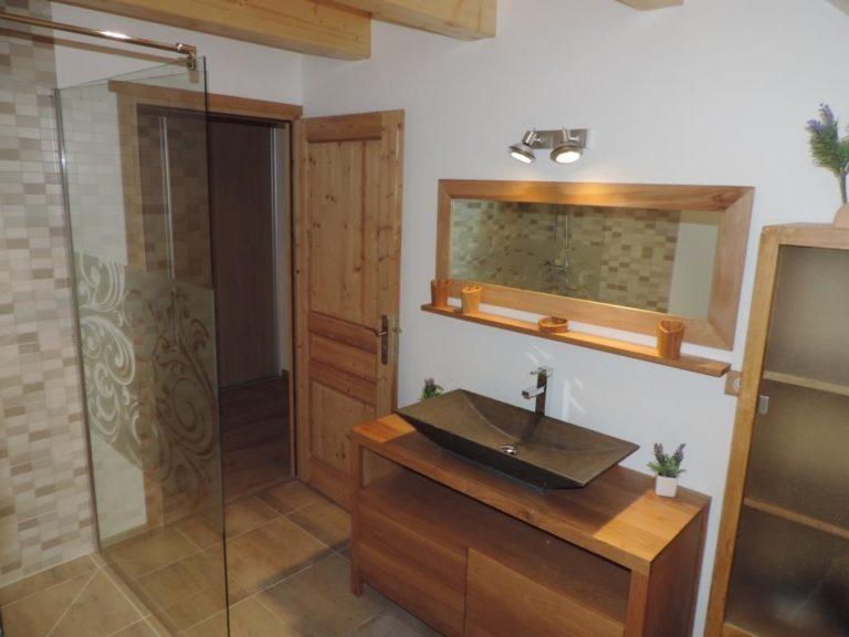Salle d'eau Mont-charvin