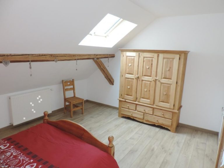 Chambre Mont-charvin
