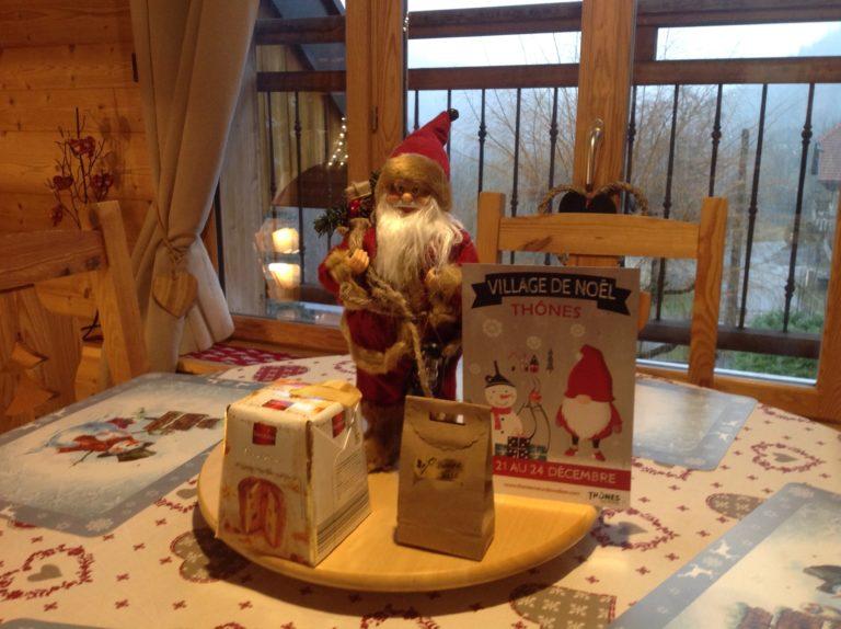 Mont Charvin Noel 1